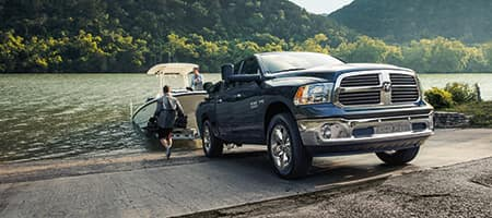 2019 Ram 1500 Lease Deals