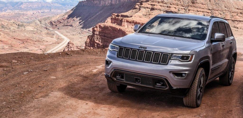 2017 Jeep Grand Cherokee Limited near Schaumburg IL
