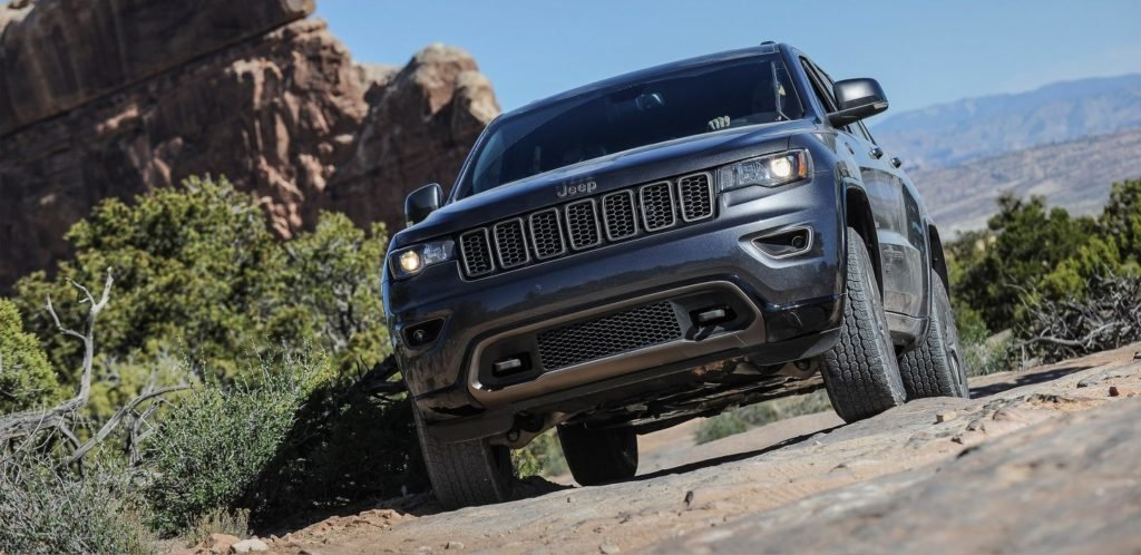 2017 Jeep Grand Cherokee Limited Chicago IL