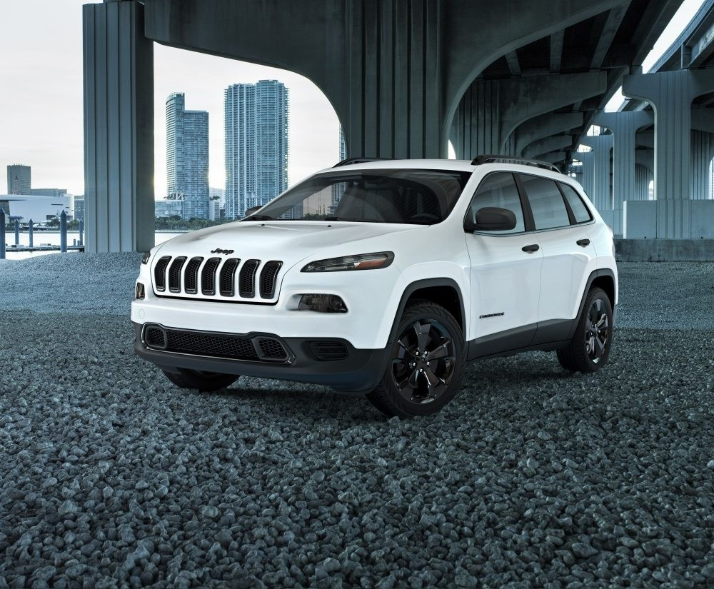2017 Jeep Cherokee Limited near Schaumburg IL