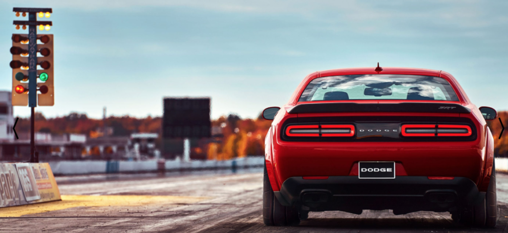 Illinois 2018 DODGE CHALLENGER SRT DEMON