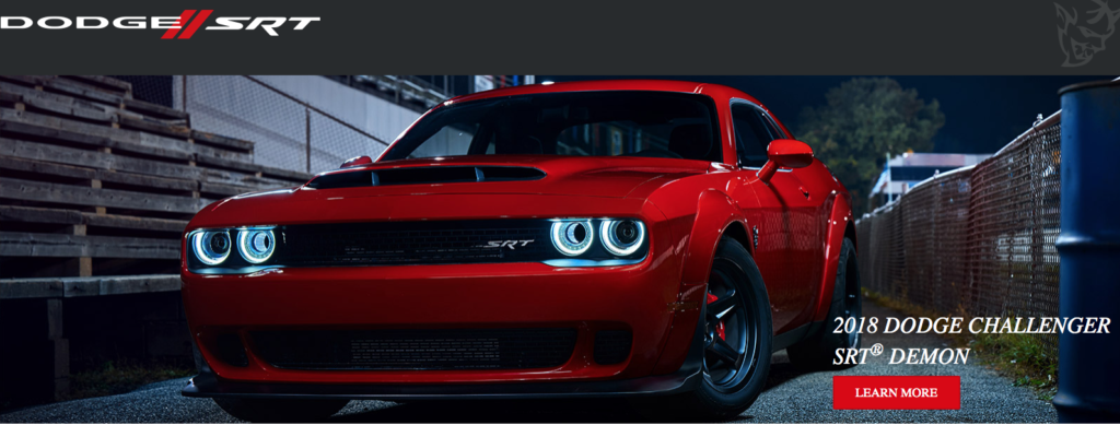 2018 DODGE CHALLENGER SRT DEMON Glendale Heights IL