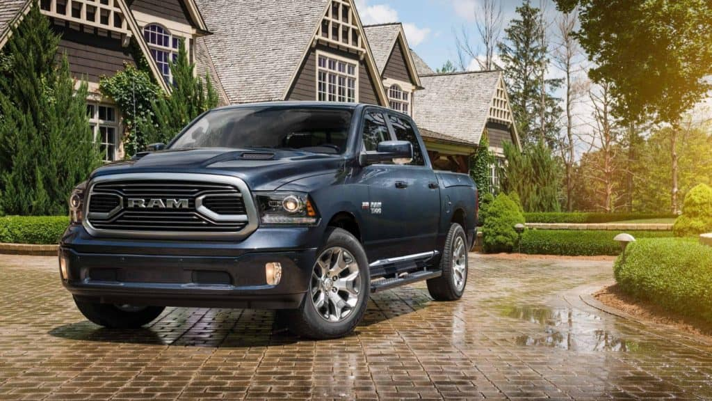 Glendale Heights presents the 2018 Ram 1500 Limited Tungsten