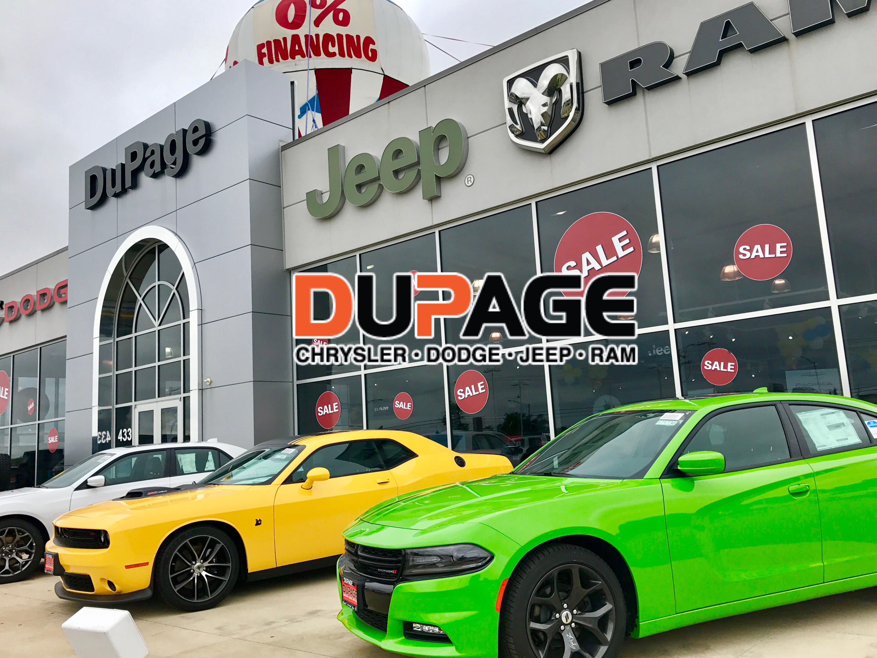 DuPage Chrysler Dodge Jeep RAM