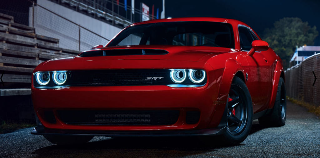 2018 Dodge Demon Chicago Illinois