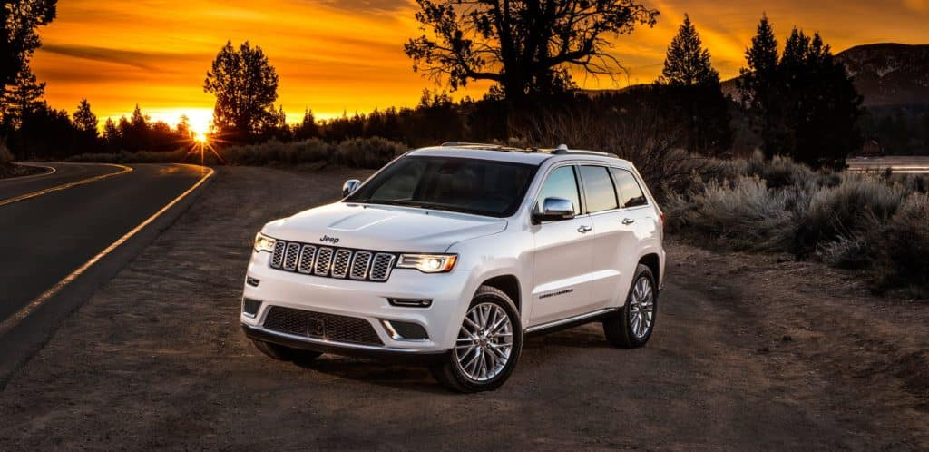 2018 Jeep Grand Cherokee Chicago Illinois
