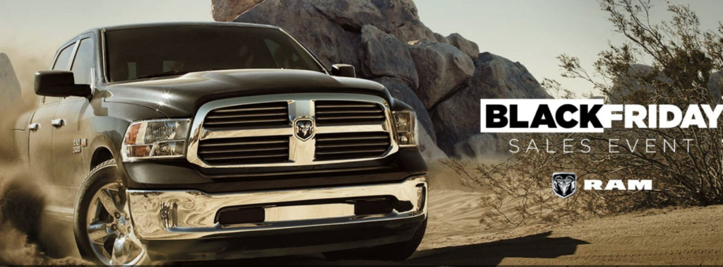ram truck black friday deals