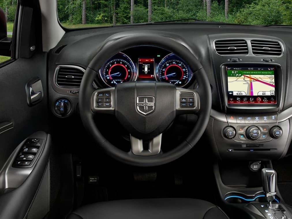 Captivating Interior U2013 2018 Dodge Journey Chicago IL