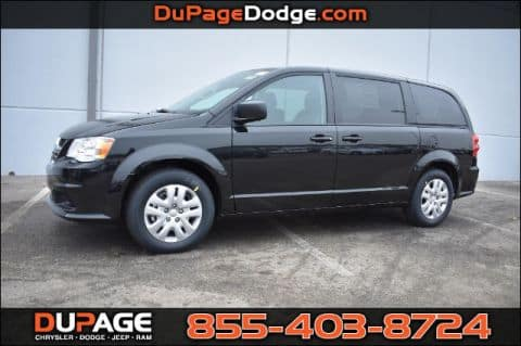 Lease a New 2018 Dodge Grand Caravan SE!