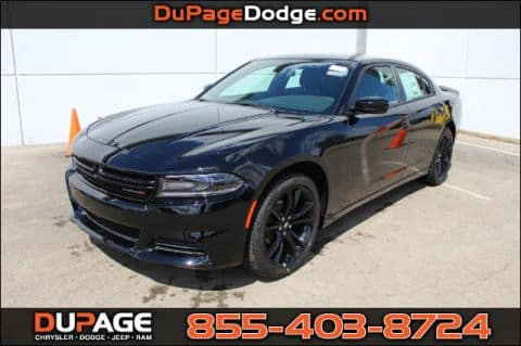 Lease a New 2018 Dodge Charger SXT Plus RWD!