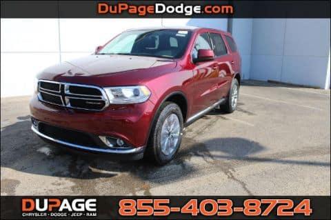 New 2018 Dodge Durango SXT AWD
