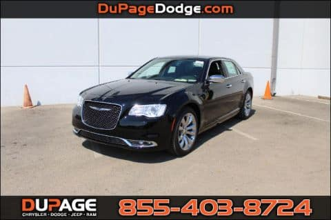 Lease a New 2018 Chrysler 300 Limited RWD!