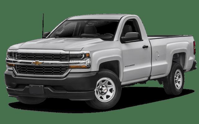 2018 Chevrolet Silverado 1500 2WD