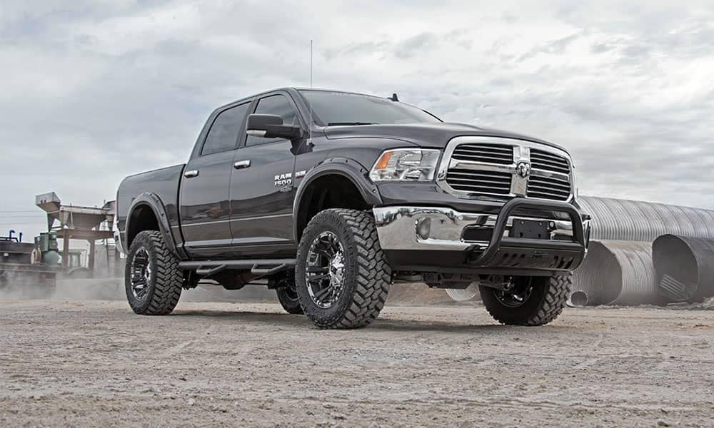 DuPage CDJR Lifted Trucks RAM 1500