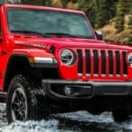 2018 Jeep Wrangler Soft Top Off Roading