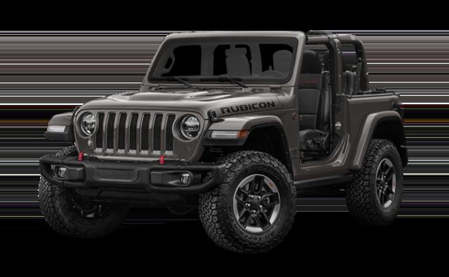 2018 grey Jeep Wrangler