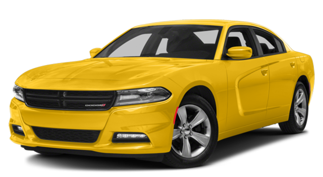 2018 Dodge Charger Yellow