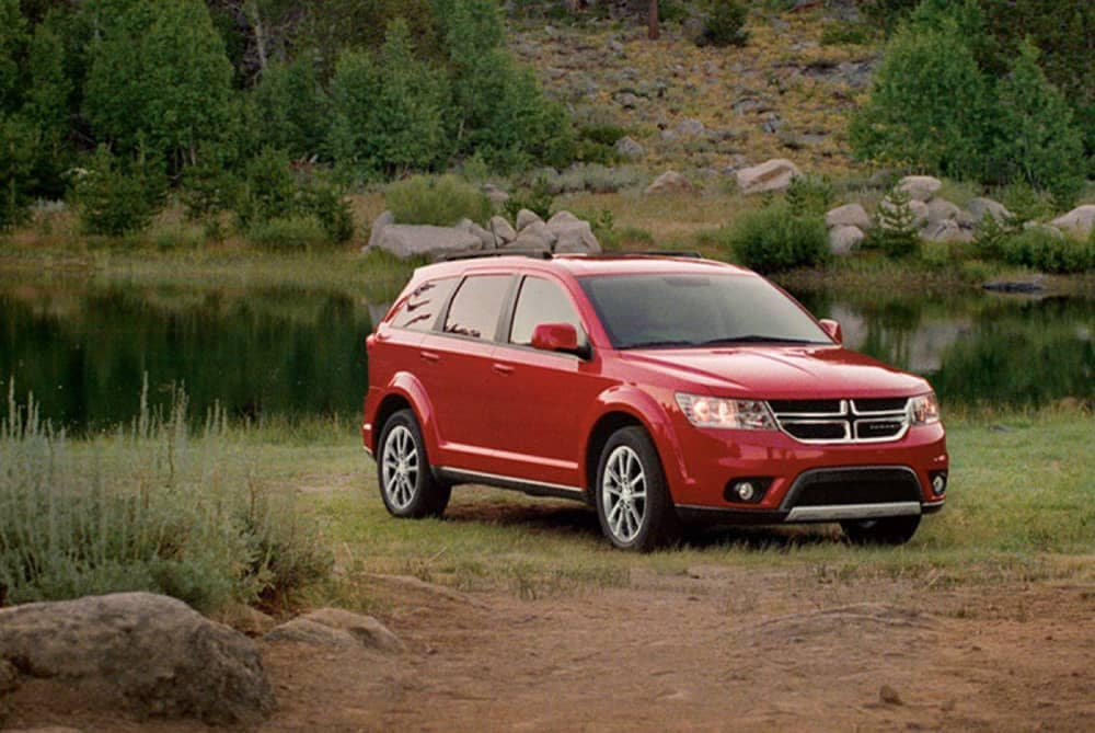 2018 Dodge Journey Offroad