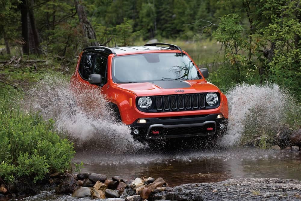 2018 Jeep Renegade Offroad
