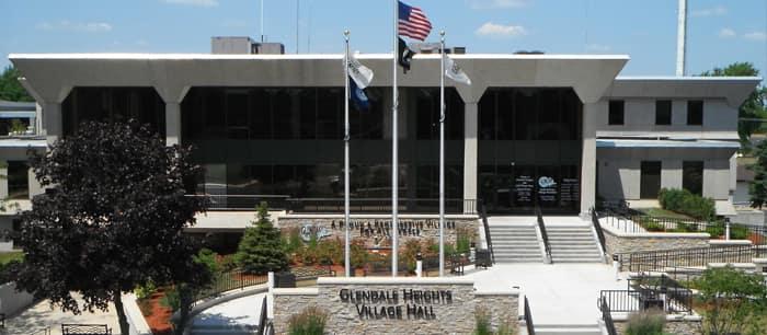 Glandale Heights Village Hall
