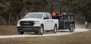 2019 Ram Towing Trailer