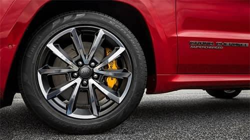 2019 Jeep Grand Cherokee Tire
