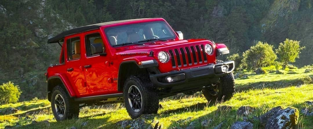 2019 Jeep Wrangler Colors | Exterior & Interior | DuPage