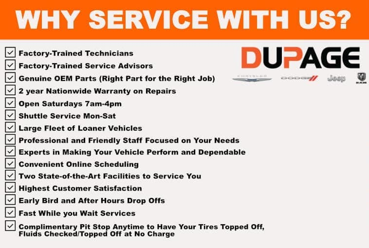 Why Service With Us