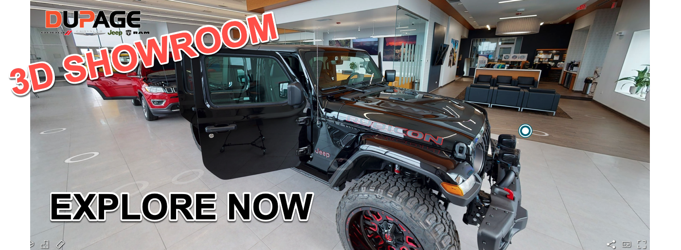 3D Showroom_Dupage Jeep