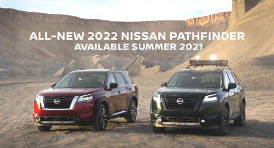 New Nissan Pathfinder For Sale Nashville