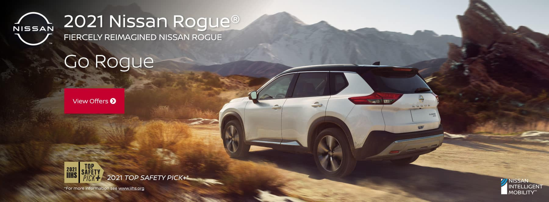 2021 Nissan Rogue - Go Rogue