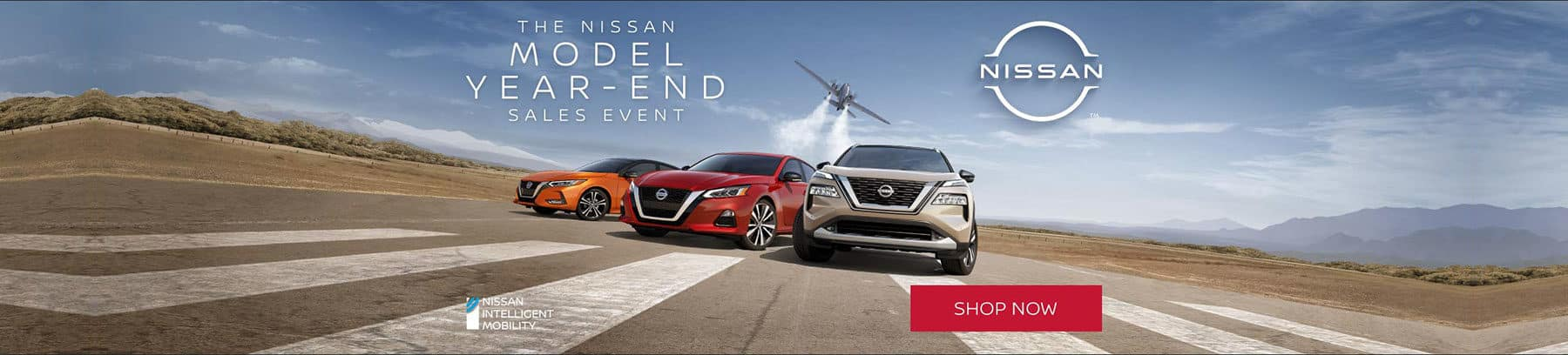 Nissan Model Year End Sales Event