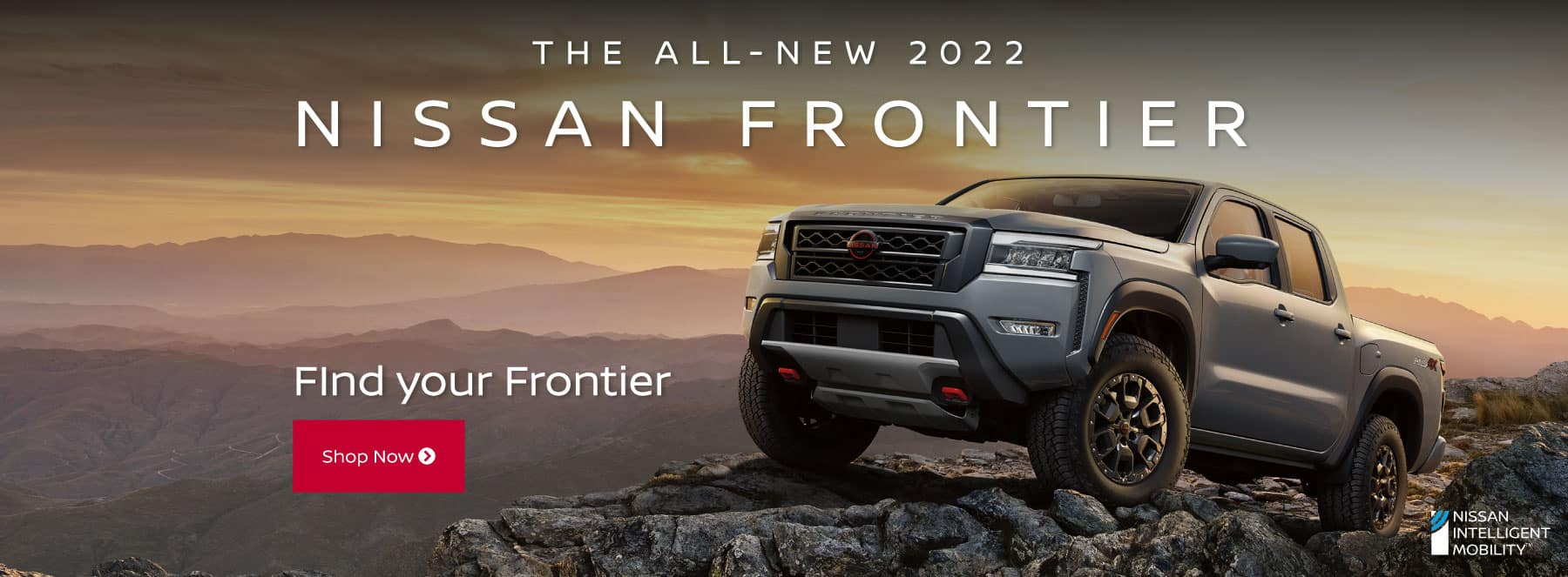 All New 2022 Nissan Frontier