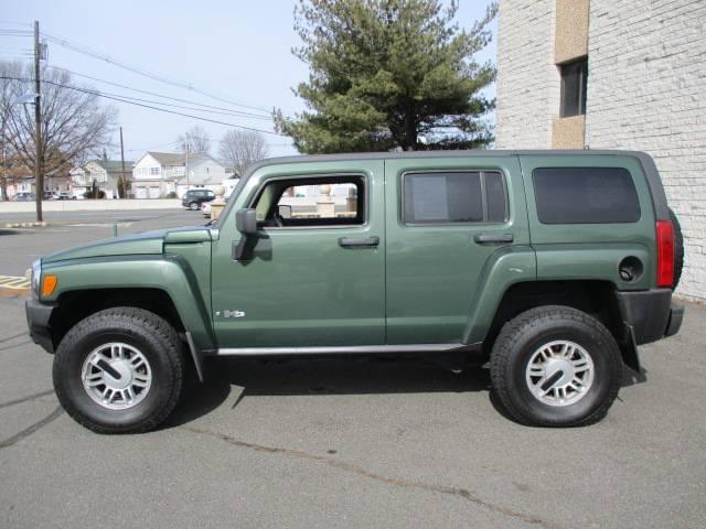 2006 Hummer H3 4x4