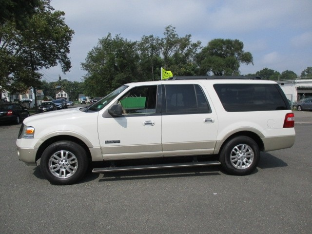 2008 FORD EXPEDITION EL 4x4