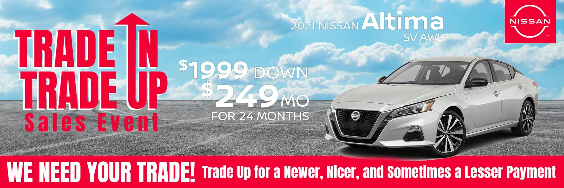 Best New 2020 Nissan Altima Lease and Purchase Specials in Denver, CO