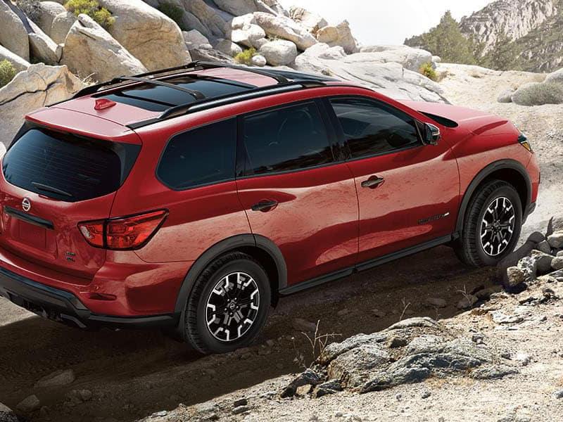 New 2021 Nissan Pathfinder Offers for Denver