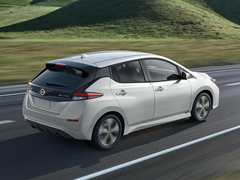 New 2021 Nissan Leaf Offers for Denver