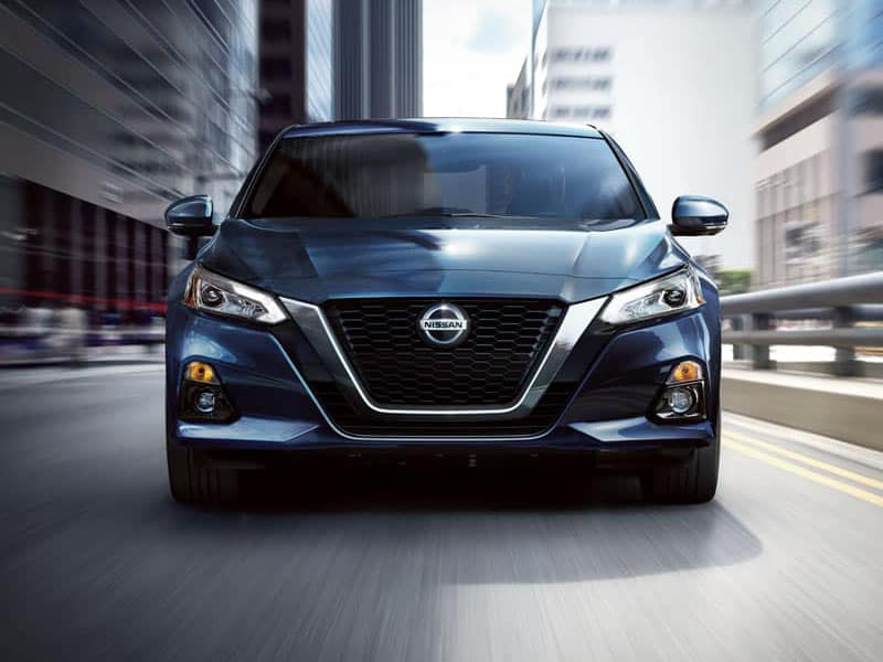 New 2021 Nissan Altima Offers for Denver