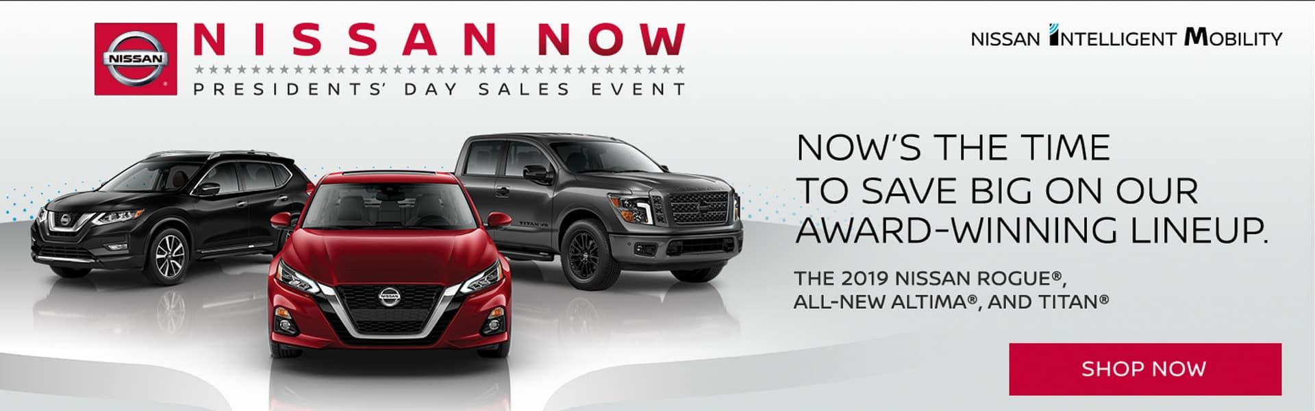 AutoStar Nissan President's Day Sale
