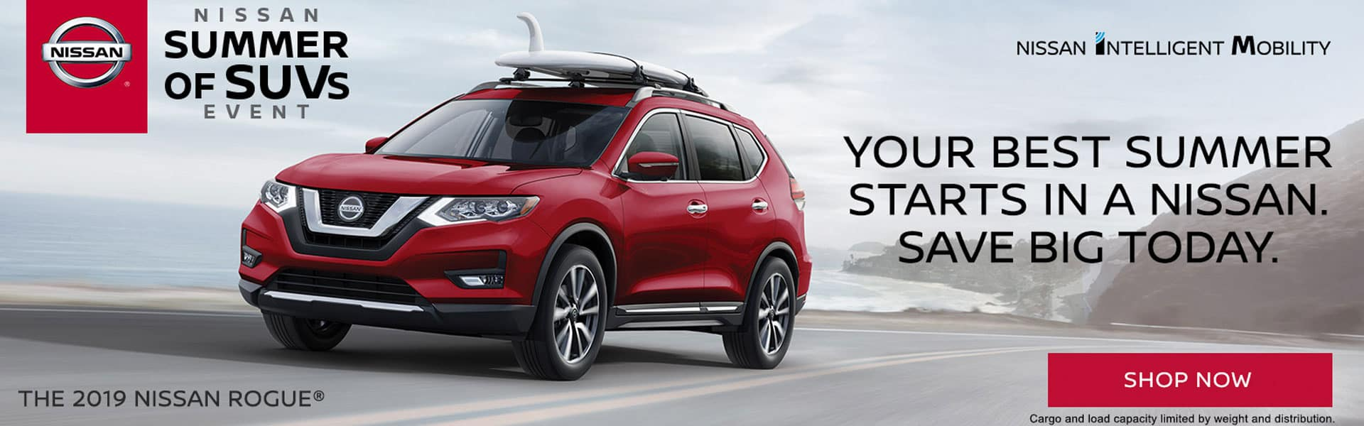 Boone Nissan new SUV sale