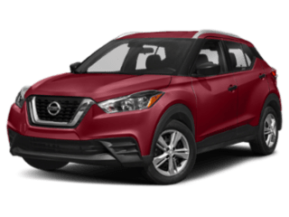 2019 Nissan Kicks angled