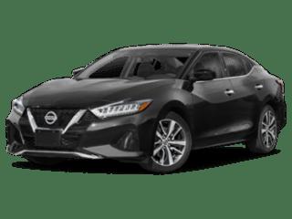 2019 Nissan Maxima angled
