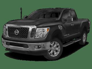 2019 Nissan Titan XD angled