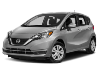 2019 Nissan Versa Note angled