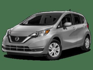 2019 Nissan Versa Note angled