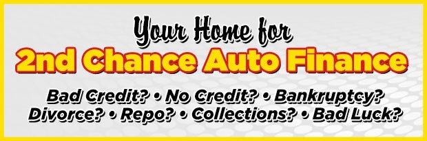 Home of 2nd Chance Auto Finance