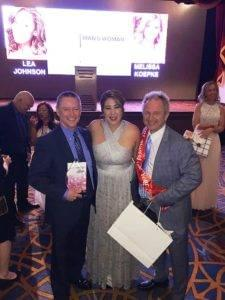 ... By Findlay Automotive Group CFO Tyler Corder, Left, And John Barr At  The Annual Leukemia And Lymphoma Societyu0027s Gala At The JW Marriott In Las  Vegas.