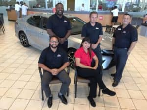 Findlay Toyota Henderson >> Findlay Toyota Draws Massive Crowds On Labor Day Weekend
