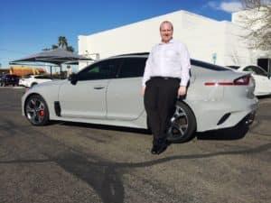 Superior Findlay Kia Executive Recognized As Pioneer